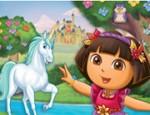 لعبة مغامرات حصان دورا في الغابة