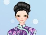 لعبة تلبيس ملابس صينية