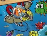 لعبة تلوين عالم البحار