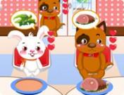 لعبة مطعم الحيوانات الاليفة 2