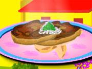 لعبة طبخ الكيدة المقلية