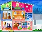 لعبة ترتيب منزل العائلة