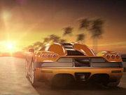 لعبة سيارة سباق سريعة 3D