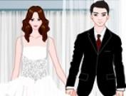 لعبة تلبيس العرسان