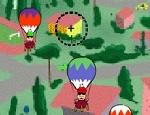 لعبة حرب المنطاد