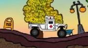 لعبة سيارة الاسعاف