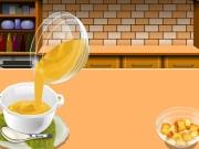 لعبة طبخ شوربة الجوز