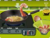 اجمل العاب طبخ الروبيان