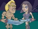 العاب اكشن السيف الاسطوري