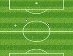 لعبة تفجير كرات القدم