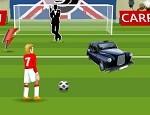 لعبة فاولات كرة القدم البريطانية