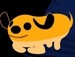 لعبة مغامرات الكلب الذكي