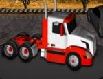 لعبة سباق الشاحنة الامريكية