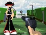 لعبة معركة الحديقة ثلاثية الابعاد