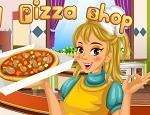 لعبة محل بيع البيتزا