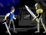 لعبة قتال الشجعان 2