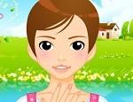 لعبة تجيمل فتاة الربيع
