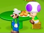 لعبة مطعم لويجي صديق ماريو
