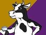 لعبة البقرة الضاحكة العاب فلاش برق
