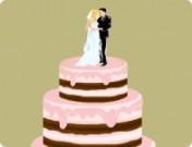 العاب طبخ وتزيين كيكة العرس