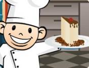 لعبة طبخ كيك تشيز