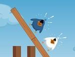 لعبة اخافة الطيور النائمة