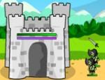 لعبة حرب القلعة