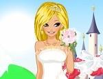 عروسة القلعة الجميلة
