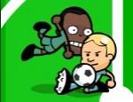 لعبة كرة قدم عصرية