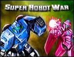 لعبة حرب الروبوتات الخارقة