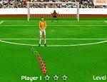 لعبة كرة قدم فاولات