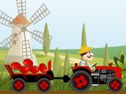 لعبة سيارة الحقل