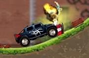 لعبة سيارة الغضب