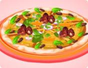 لعبة تزيين البيتزا