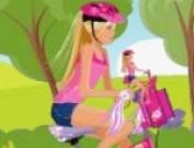 لعبة سباق دراجات للبنات