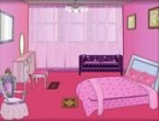 لعبة ترتيب غرفة نوم باربي