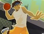 لعبة تحدي كرة السلة