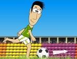 لعبة شوت كرة القدم