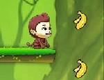 لعبة مغامرات قرد الموز
