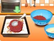 العاب طبخ طاجن الدجاج و الصلصة