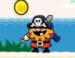 لعبة مغامرات القرصان