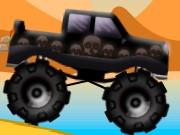 لعبة السيارة الوحش