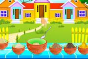 لعبة طبخ ساتيه باللحم المشوي الاندونيسية