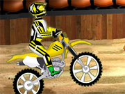 لعبة الدراجة الترابية