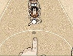 لعبة كرة قدم الاصابع