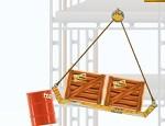 لعبة توصيل مواد البناء