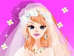 لعبة تلبيس العروسة المغرورة