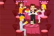 لعبة المطعم الفخم