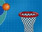 لعبة كرة السلة النطاطة
