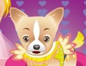 لعبة كلب باربي اللطيف